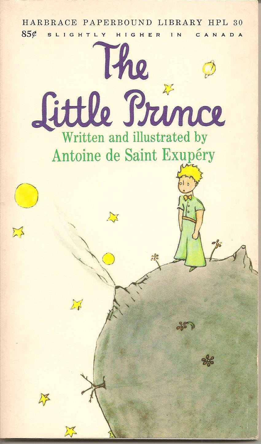 The Little Prince By Antoine De Saint Exupery Margot Quotes Livejournal