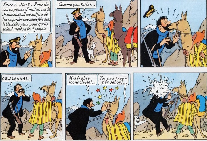 Prisoners Of The Sun By Herge Margot Quotes