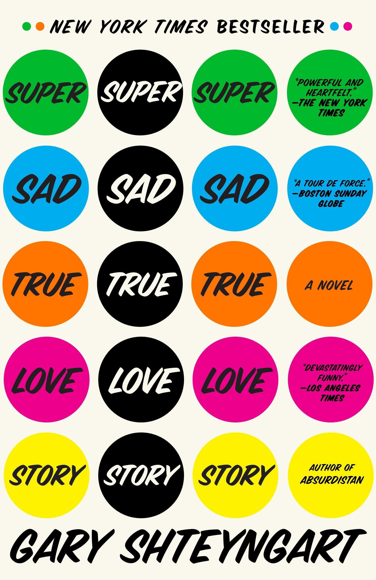 Super Sad True Love Story by Gary Shteyngart : margot_quotes