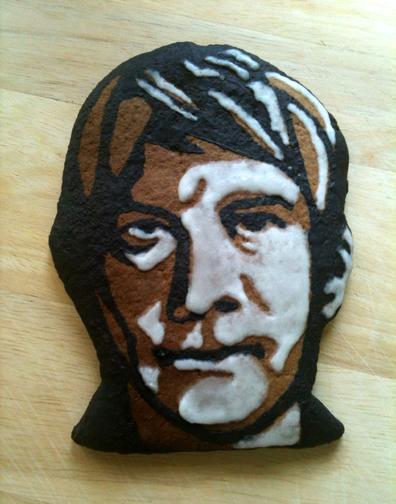 John Watson cookie photo