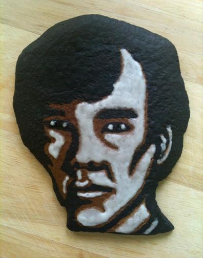 Sherlock cookie - photo
