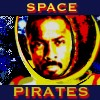 space pirate icon of Roque