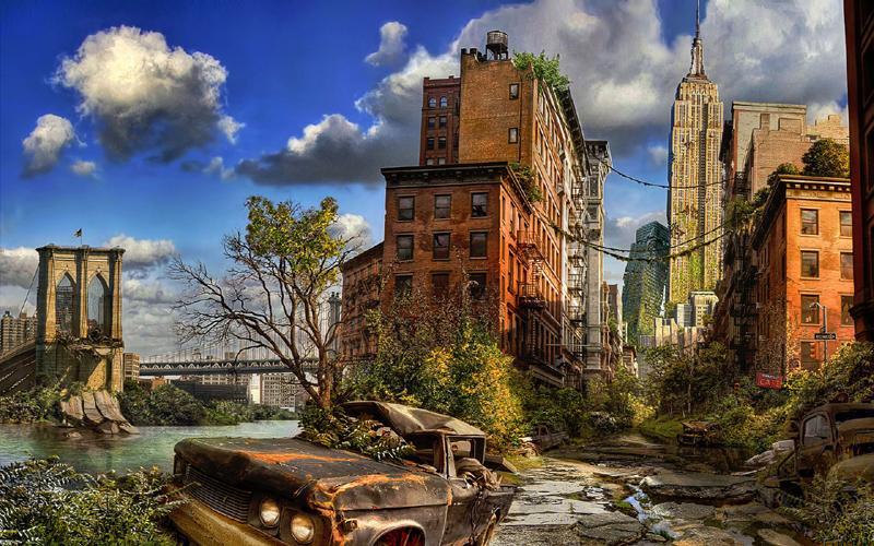 ruined NYC