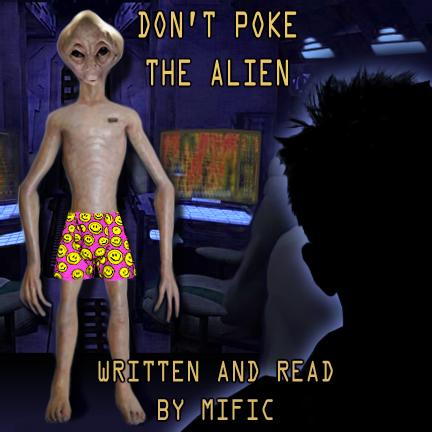 cover art for podfic