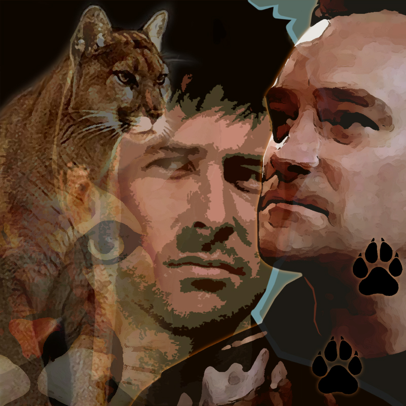 Cougar, John and Rodney