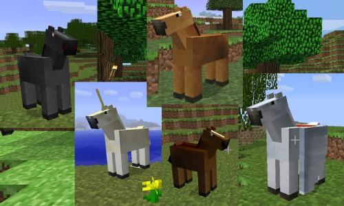 "Minecraft BETA 1.3 ""real"" mod packs"