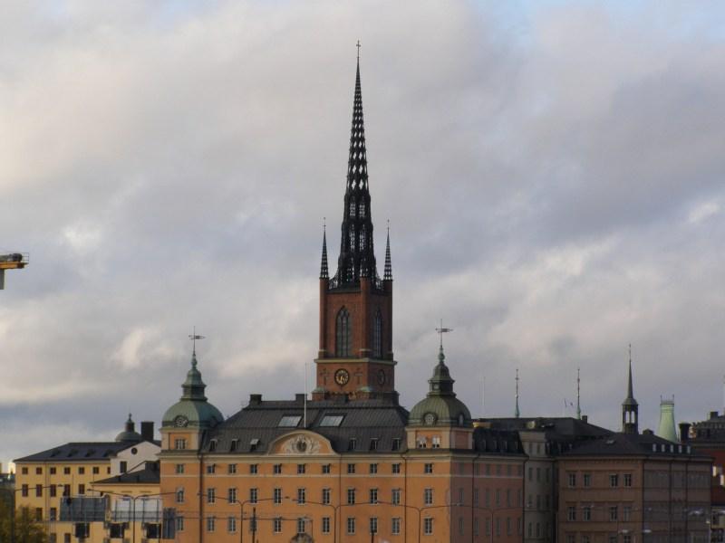 дворец Швеция