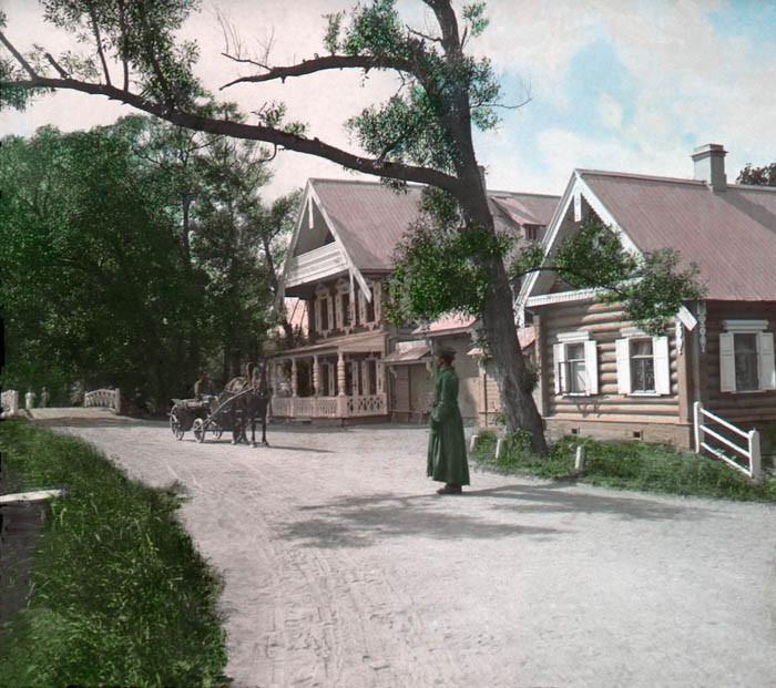 F. Krátký 1896. Letohrádek Alexandra