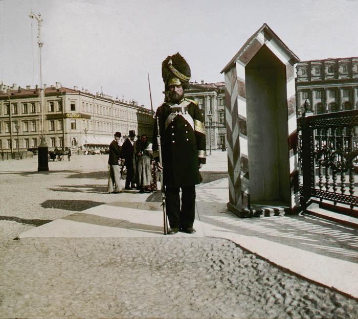 F. Krátký Petrohrad, 1896