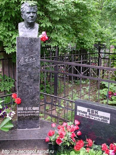 Алекса́ндр Альфре́дович Бек-2