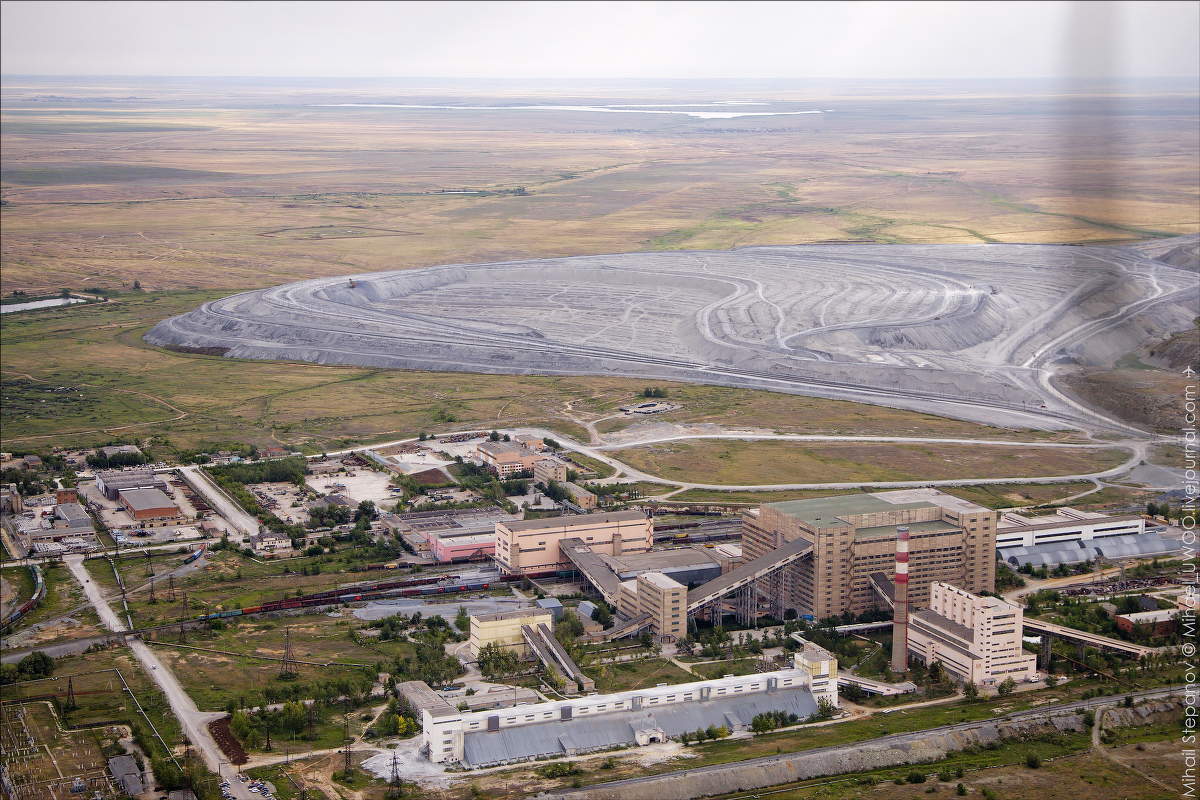 Оао оренбургские минетралы