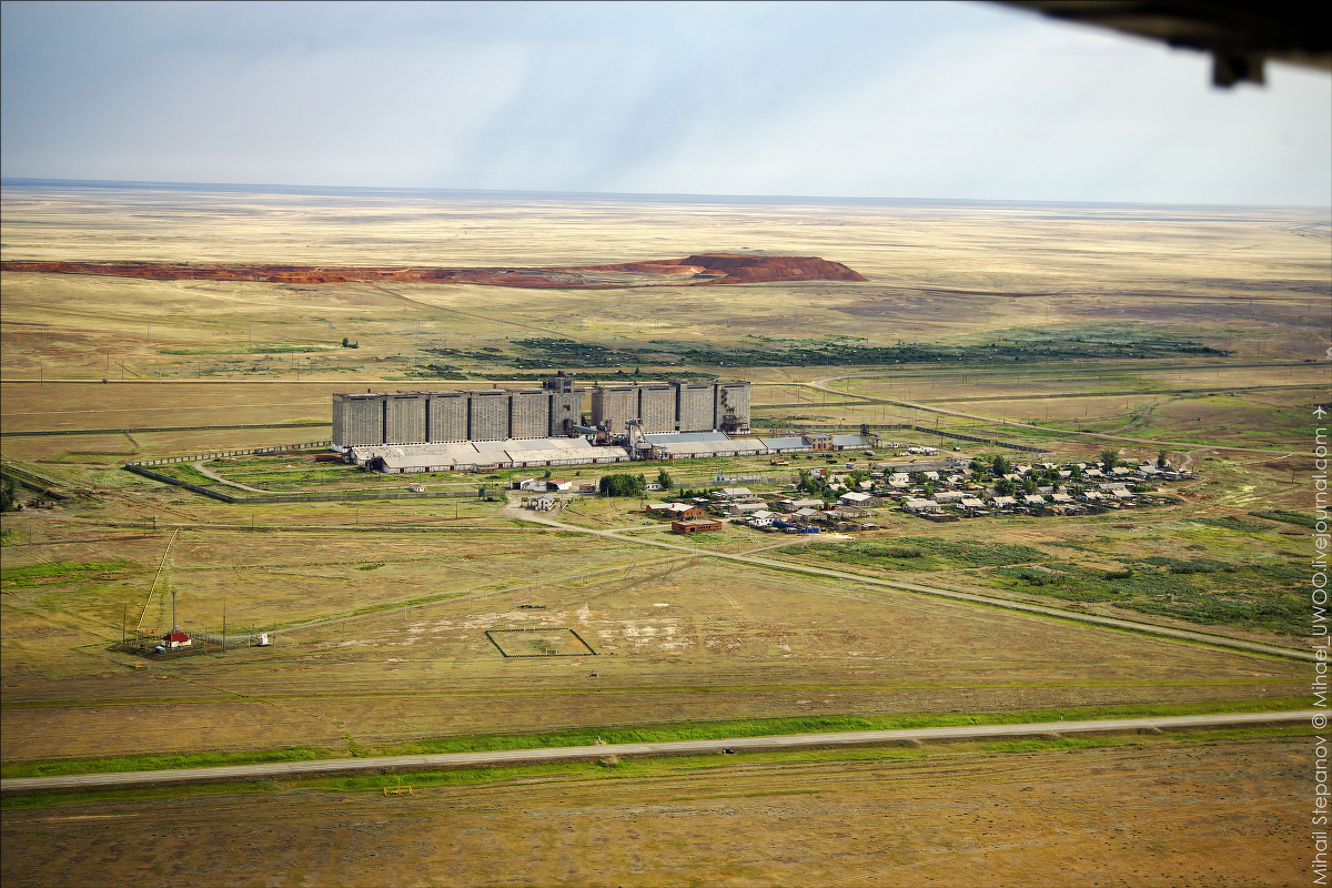 Элеватор рудный транспортер до 1980