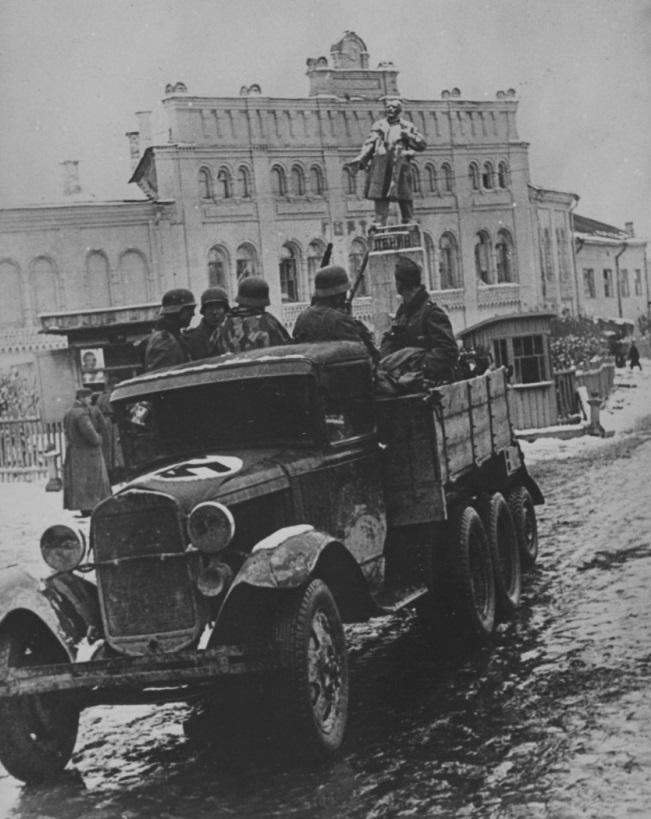 Вязьма Смол. обл. 1941 02