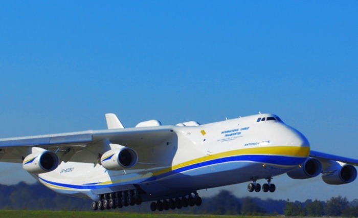Фото: соотношение масштабов самолетов кб антонов (antonovcom)