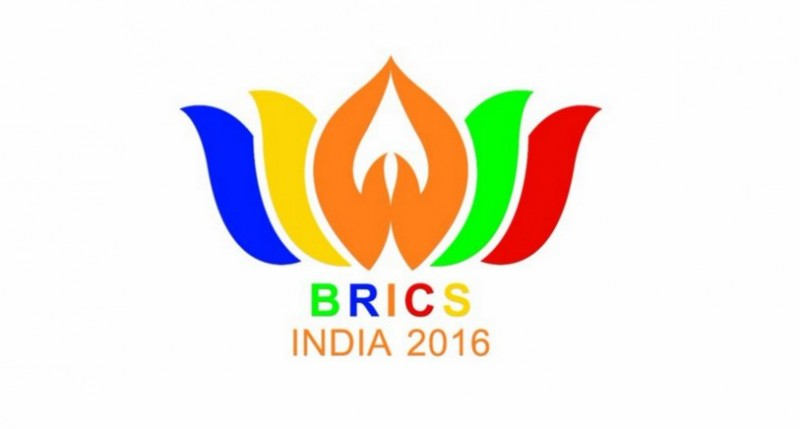BRICS2016logoIndia