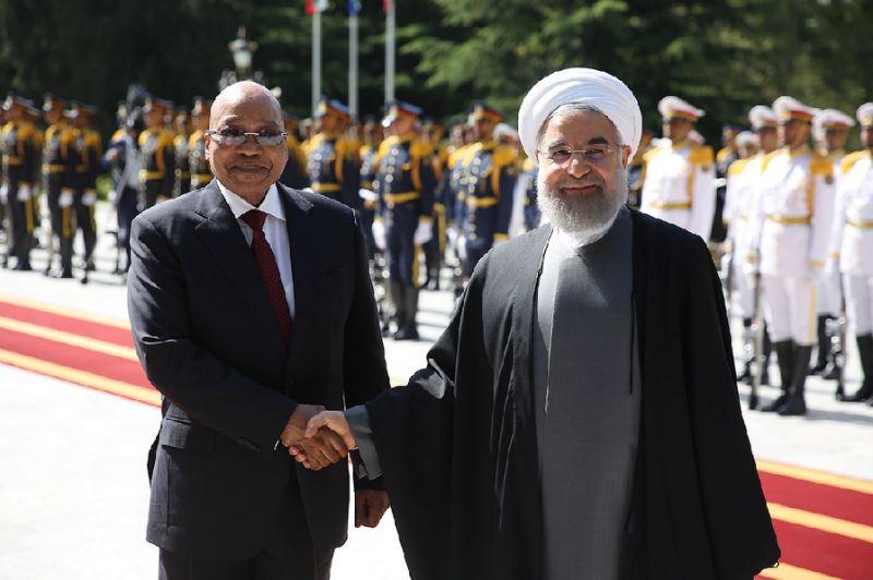 Зума и Рухани
