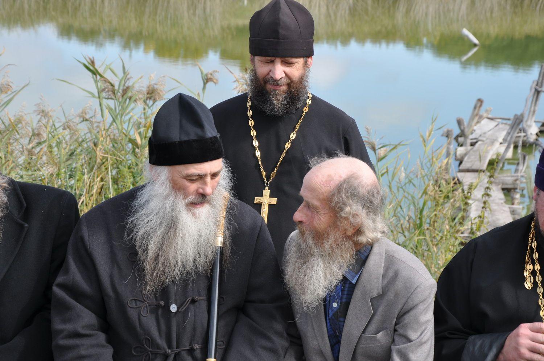 Беседа еп.Сергия и миссионера И.Т.Лапкина 16.09.2014