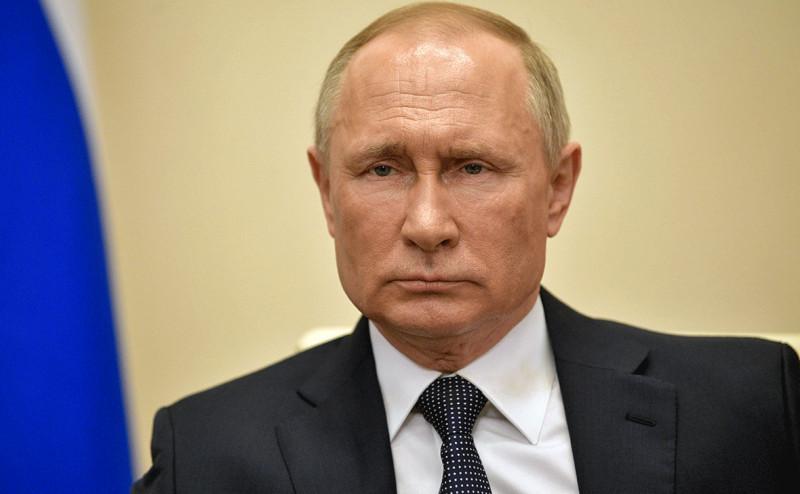 Путин-Герой нашего времени!