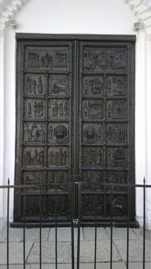 Золотые ворота новгород