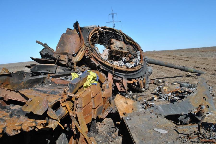 только забывать фото подбитых украинских танков час ночи