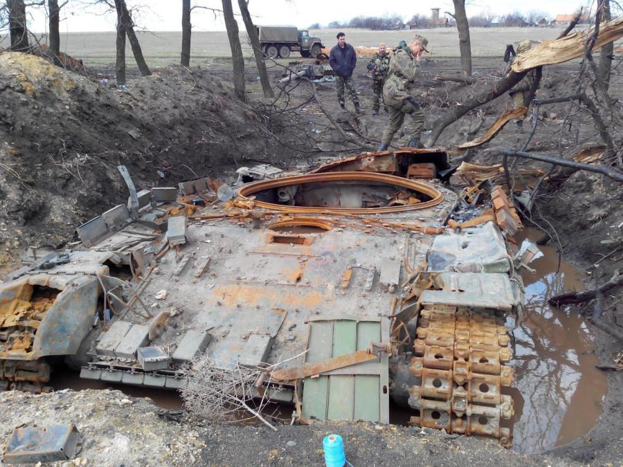 портретные украина танки горят фото проводите вместе