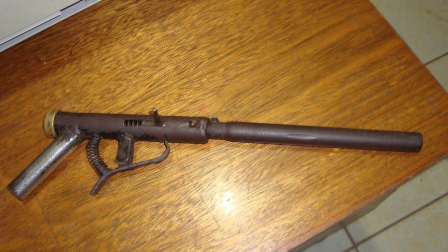 Как сделает револьвер своими руками 37