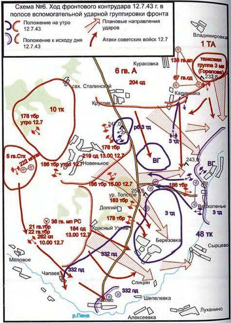 карта курской битвы 1943 г тойота оплата кредита онлайн