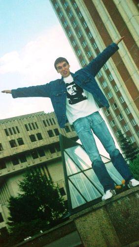 Евгений Михеев 2003 г. РАГС