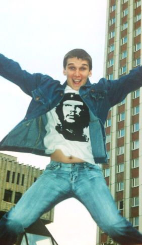 Евгений Михеев 2003 г. Москва