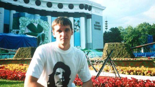 Евгений Михеев 2003 г. ВДНХ, Москва
