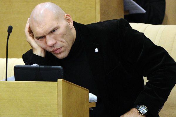 TASS Николай Валуев в Думе