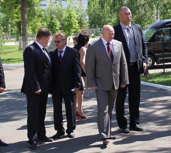 Гаврилин, Красов, Валуев