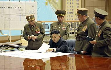 Война между КНДР и Южной Кореей: соотношение сил kcna