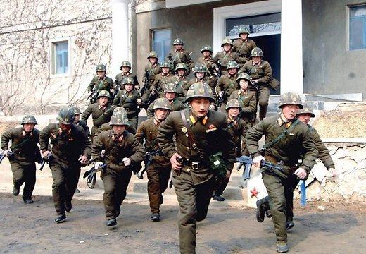 Война между КНДР и Южной Кореей: соотношение сил ziemelkoreja-armija-43137342