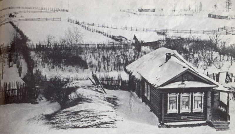 Фото из Интернета. Деревня Монастырка.