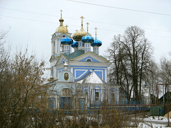 Храм Сретения Господня г. Балахна