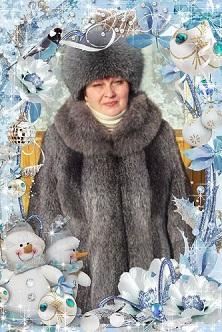 Нина Николаевна Борисенко. Фото взято из ОК.