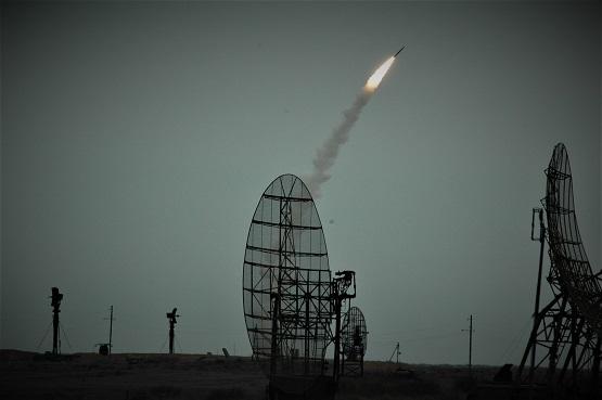 Капъяр - ракетный полигон