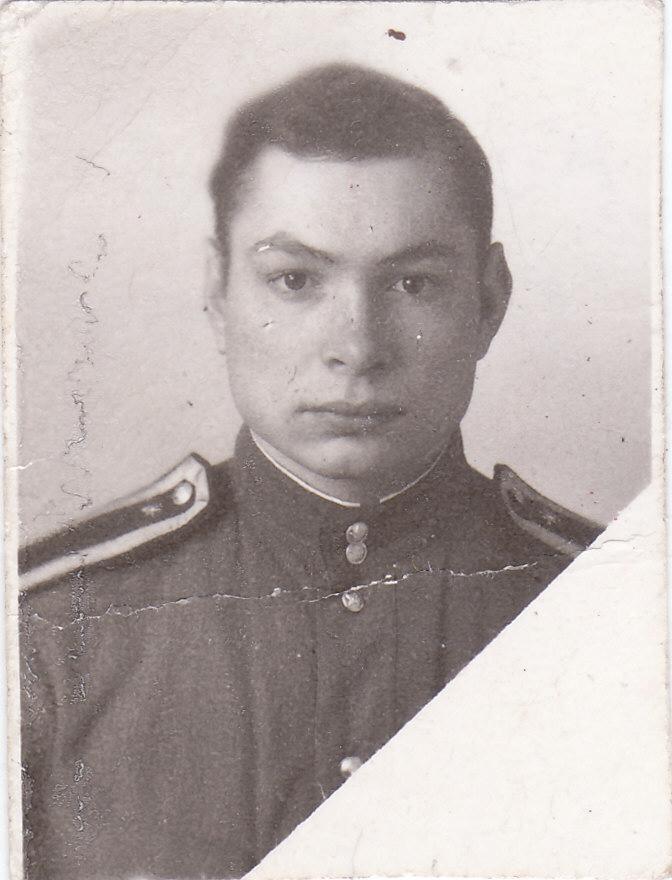 Вова Карпов, Курсант военного училища