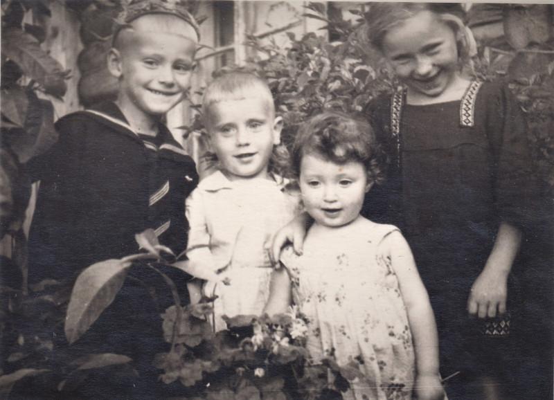 1. Дети 50-х годов
