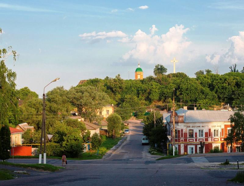 Город Рыльск. Фото из интернета