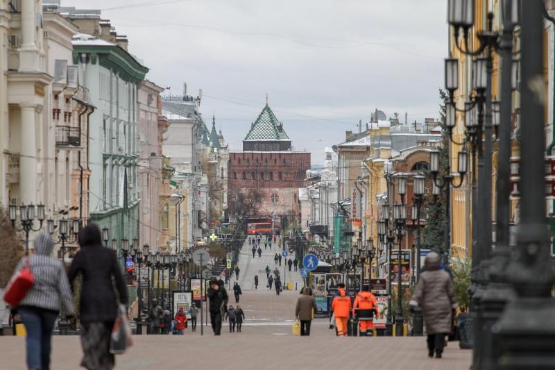 Нижний Новгород, Большая Покровка