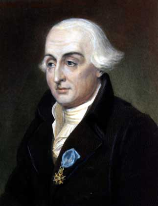 Жозеф Луи Лагранж (фр. Joseph Louis Lagrange, итал. Giuseppe Lodovico Lagrangia; 25 января 1736, Турин — 10 апреля 1813, Париж) — французский математик