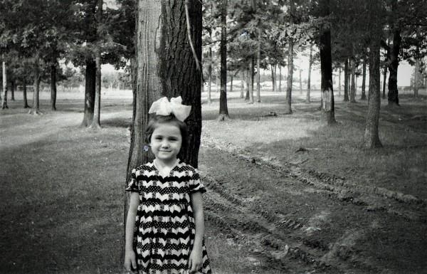 Моя двоюродная сестра, Ирина.