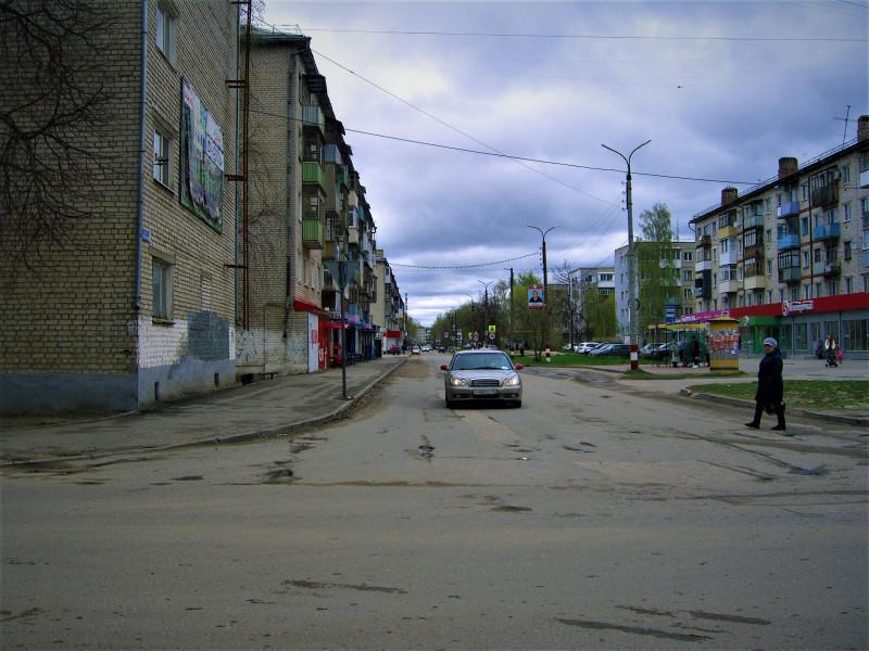 18. Улица Коммунистическая.