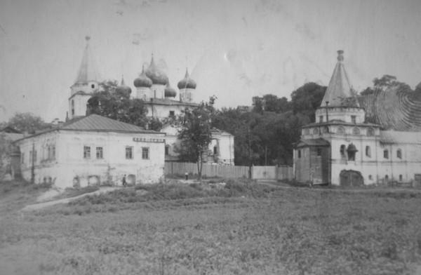 Печерский монастырь 50-е годы.