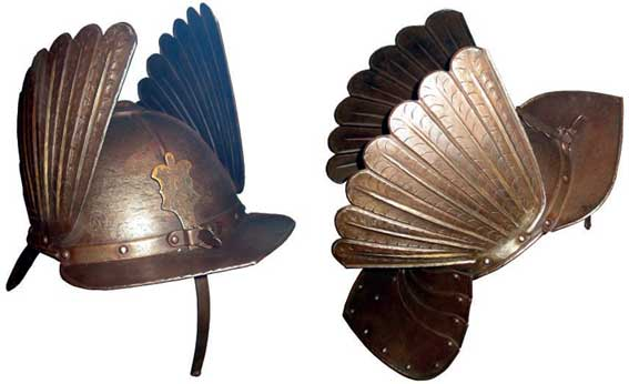 Крылья_шлем