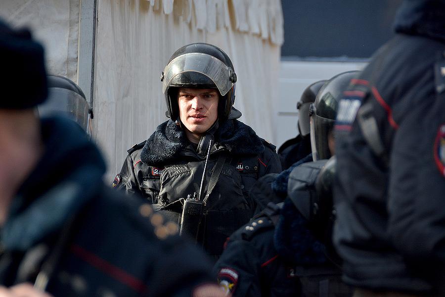 Акция Навального против Медведева
