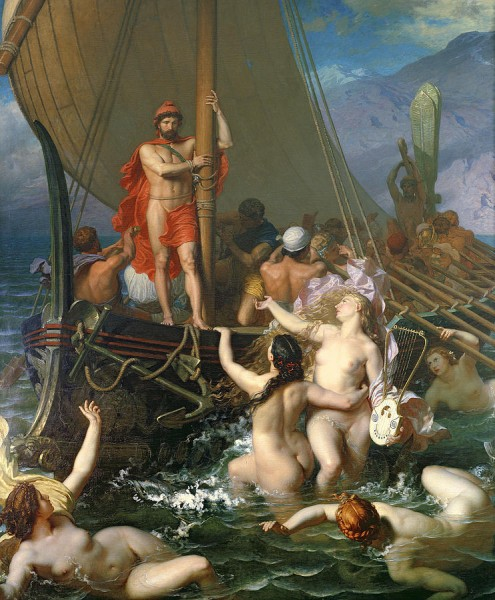 the discovery of life in the odyssey by homer The story of the odyssey is a quintessential quest that relates to the passage through life and the importance of love  guide to the classics: homer's odyssey.