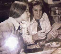 Яровой Денис с ученицей Асей Родштейн